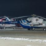 Между тремя Курильскими островами организовали авиаперевозки на вертолетах