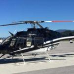 Вертолет Bell-407GXi сертифицировали в Китае